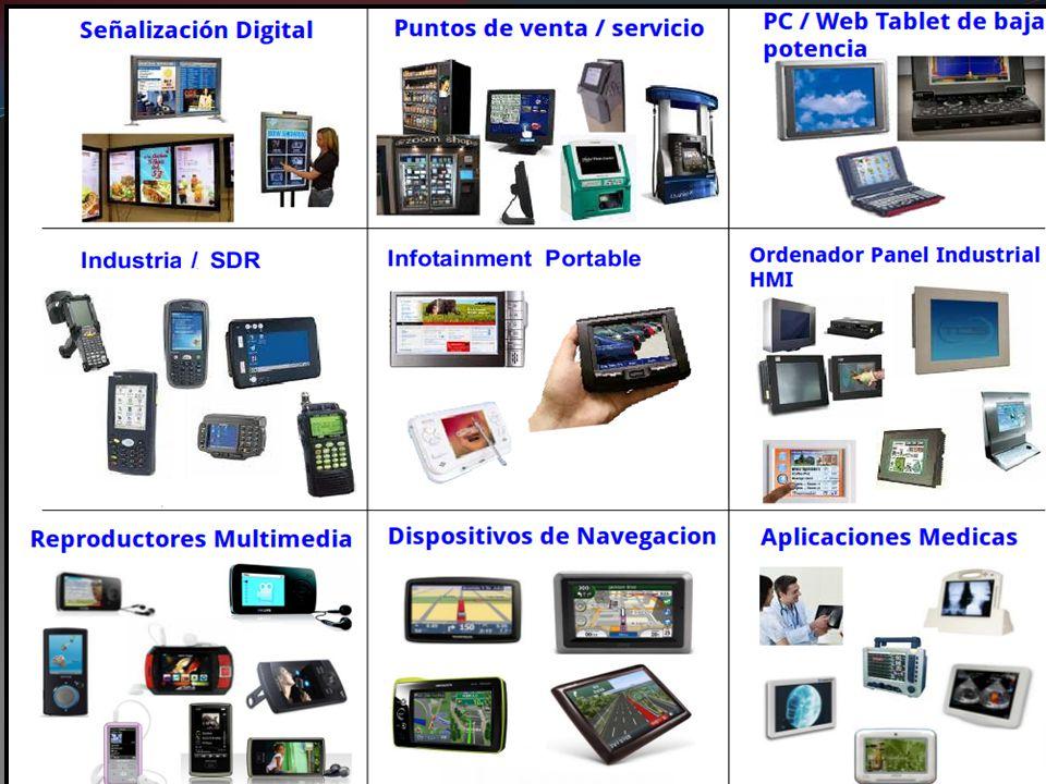 Estudio, análisis y documentación Aplicaciones multimedia Android Infraestructura en capas.