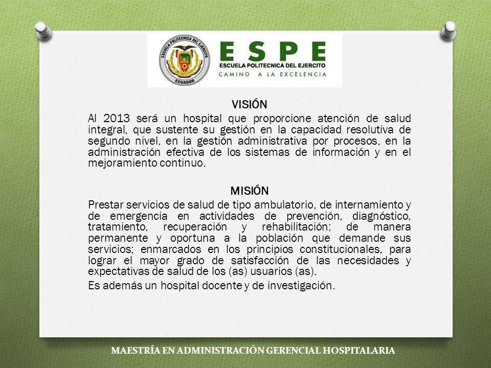 El Hospital General Enrique Garcés, más conocido como Hospital del Sur, sirve a sus pacientes en las cuatro especialidades básicas: Medicina Interna, Pediatría, Ginecología - Obstetricia y Cirugía.