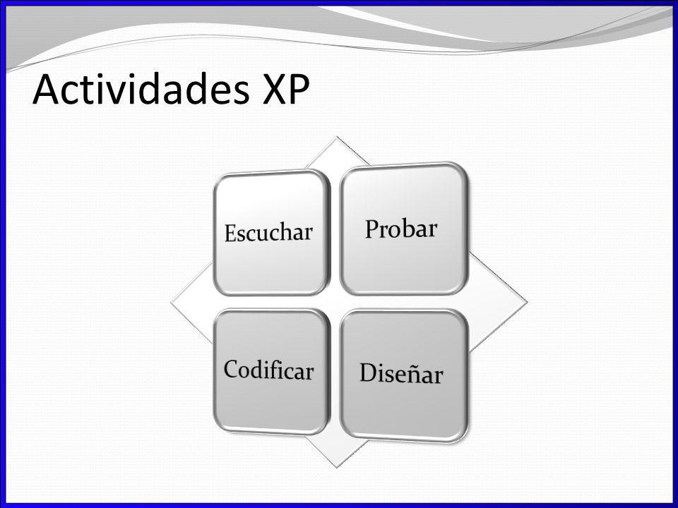 Actividades XP