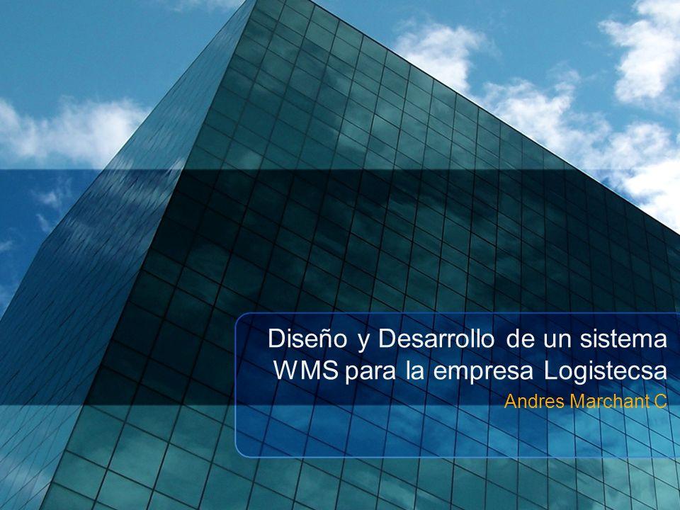 Pt2 :Ingreso a la Plataforma Descripción:Pantalla inicial del sistema wms