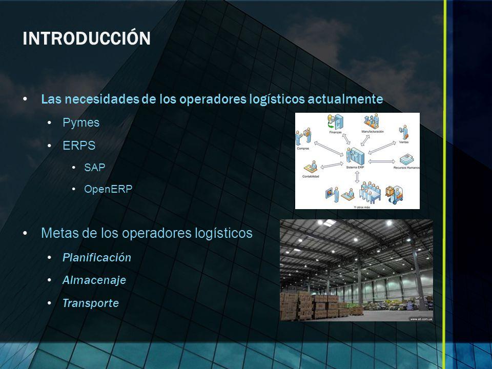 Servicios Adicionalmente a este núcleo de servicios, la compañía provee servicios de: Acondicionamiento Re-embalaje