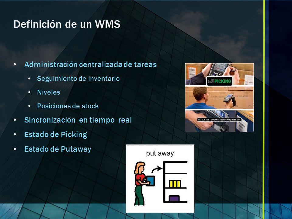 Visión y Alcance La Visión del Warehouse Management System es básicamente entregar a la empresa la información correcta y en el momento preciso, la estrategia a seguir contiene 3 etapas : 1.