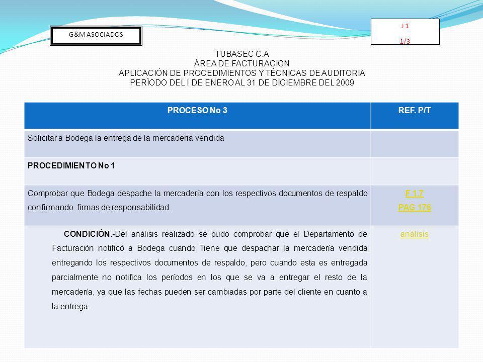 PROCESO No 3REF.