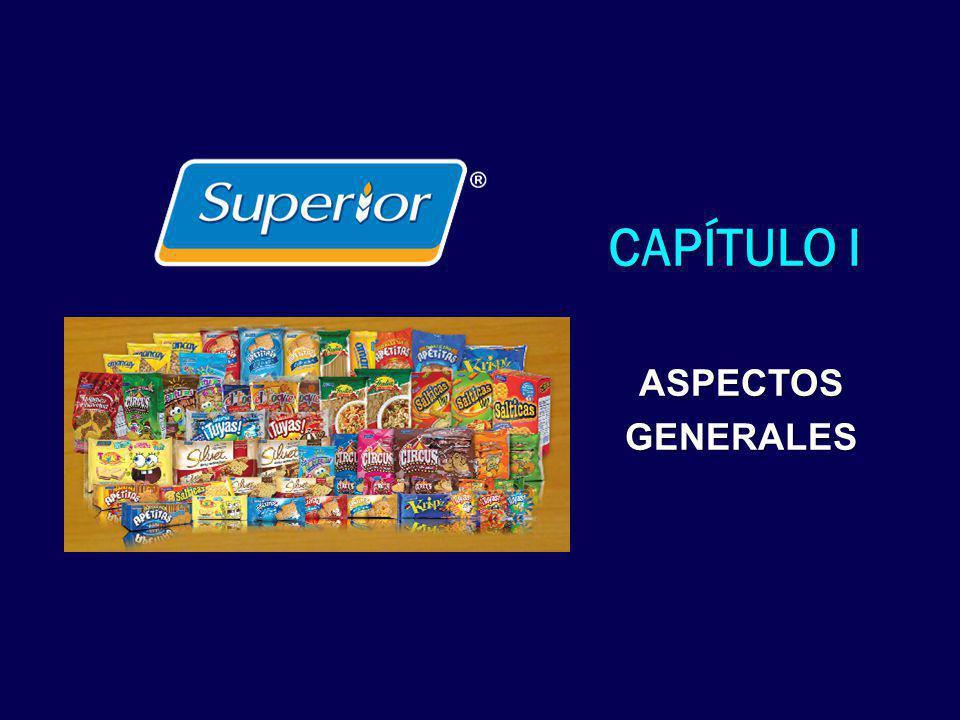 CAPÍTULO I ASPECTOSGENERALES