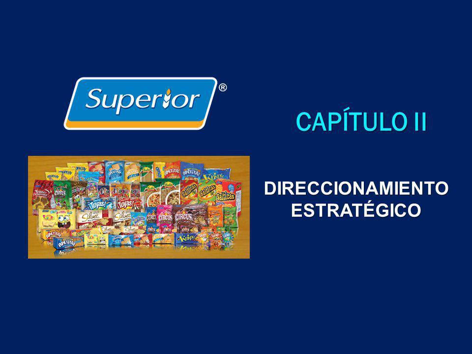 CAPÍTULO II DIRECCIONAMIENTO ESTRATÉGICO