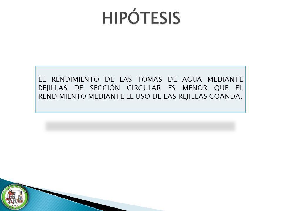 REDUCCIÓN DE COSTOS DE CONSTRUCCIÓN BAJOS COSTOS MANUTENCIÓN U OPERACIÓN MÁXIMA DISPONIBILIDAD DE POTENCIA AL CAPTAR EL AGUA EMPLEO DE MATERIALES DISPONIBLES.