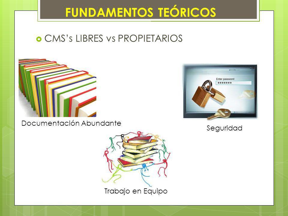 Ver Matriz Completa ANÁLISIS COMPARATIVO DE LOS CMS´s JOOMLA, DRUPAL Y LIFERAY