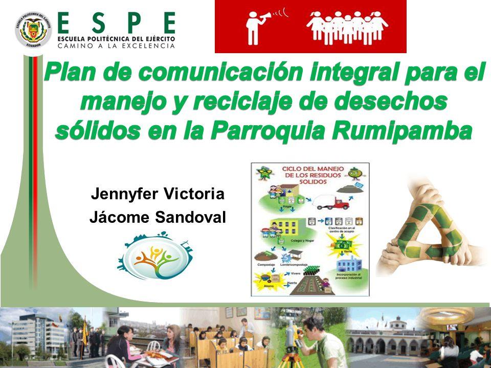 Jennyfer Victoria Jácome Sandoval