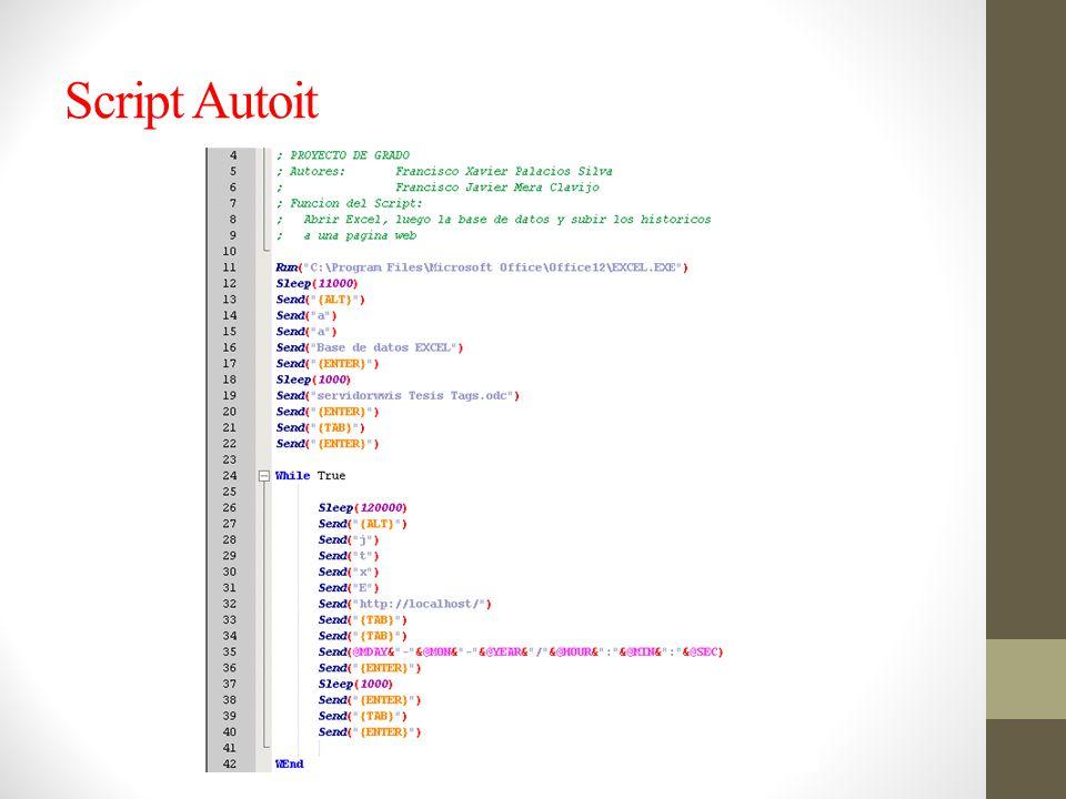 Script Autoit