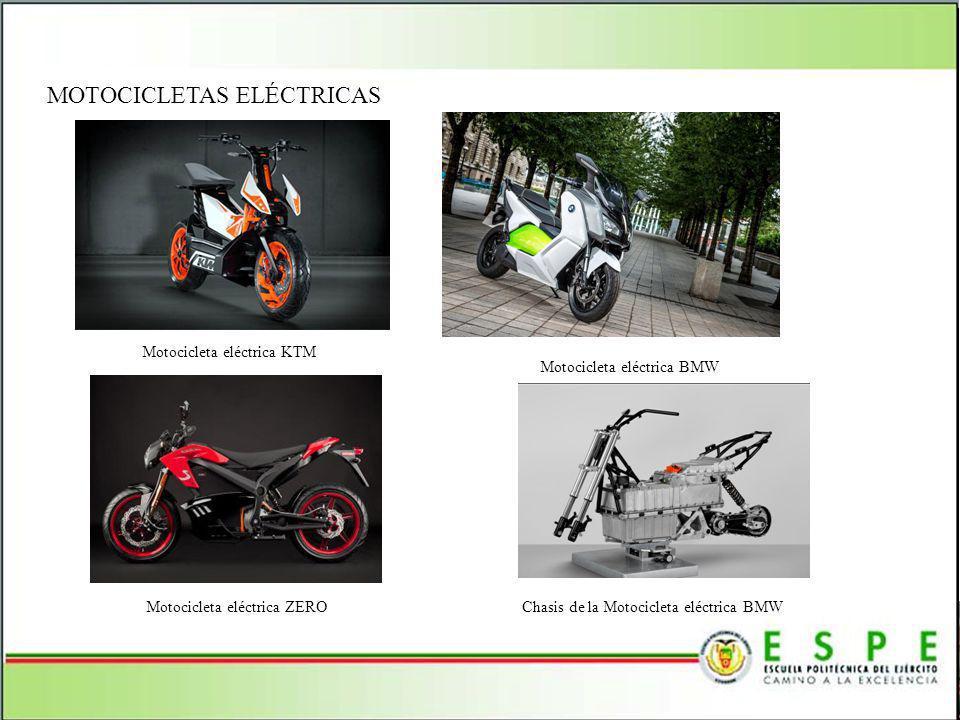 MOTOCICLETAS ELÉCTRICAS Motocicleta eléctrica KTM Motocicleta eléctrica BMW Chasis de la Motocicleta eléctrica BMWMotocicleta eléctrica ZERO