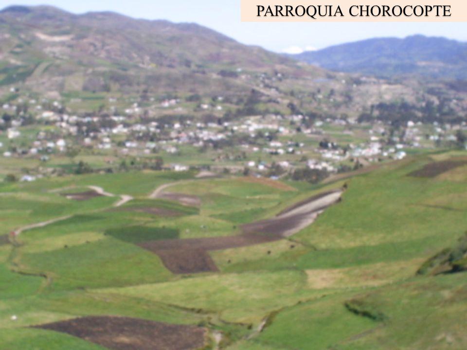 PARROQUIA CHOROCOPTE