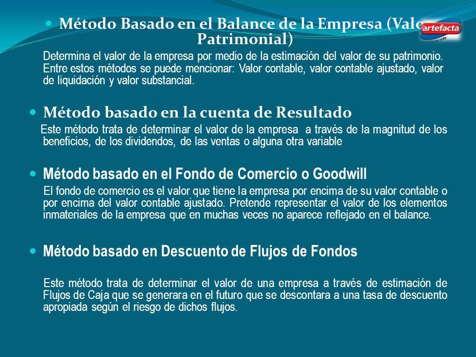 ASPECTOS GENERALES Y MARCO TEORICO DE METODO EVA Los principales lineamientos que se deben considerar antes de valorar una empresa son los siguientes: