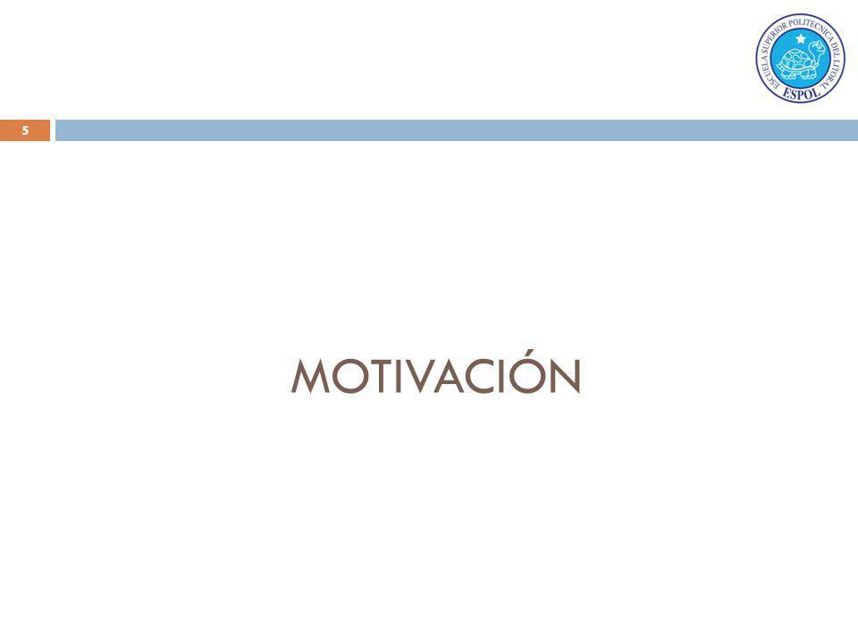 5 MOTIVACIÓN