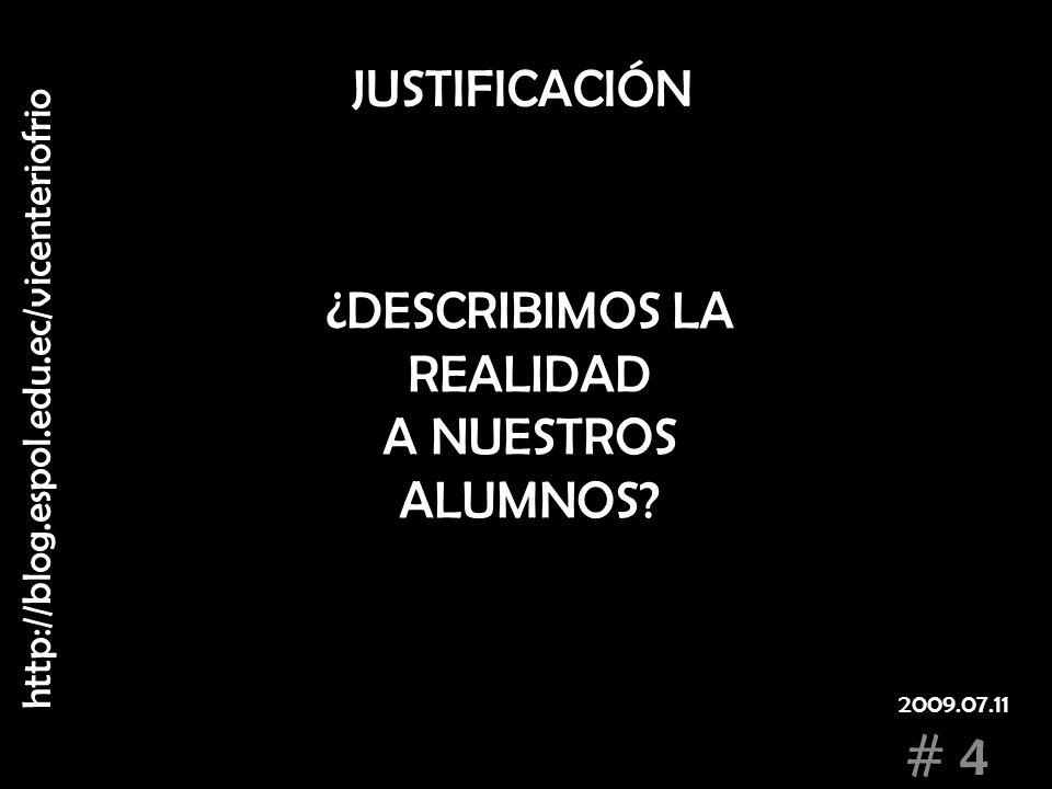 JUSTIFICACIÓN ¿POSEEN LOS ALUMNOS LAS HERRAMIENTAS PARA HACER SUS SUEÑOS una REALIDAD.