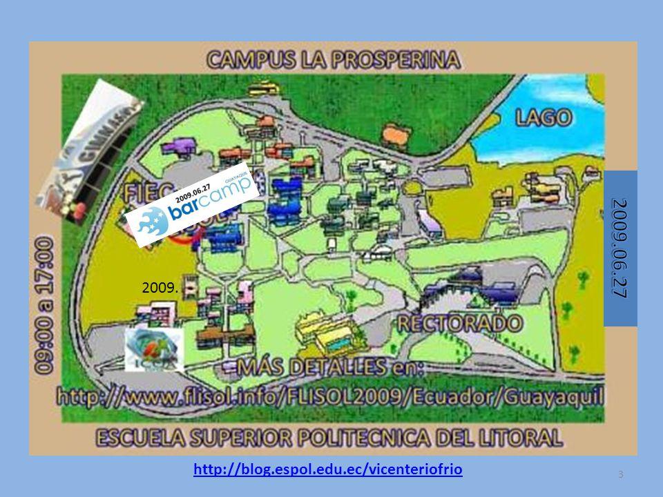 3 http://blog.espol.edu.ec/vicenteriofrio 2009.