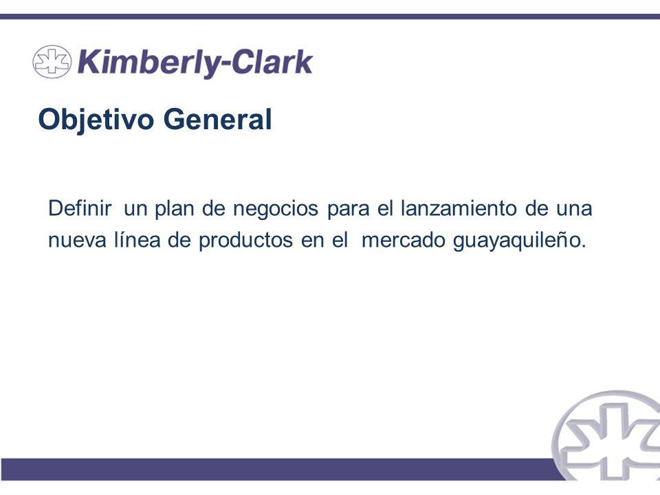 Atractividad del Mercado Media y Competitividad Media Mantener a sus clientes de Kleenex con el buen posicionamiento de la marca.