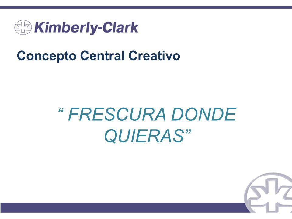 Concepto Central Creativo FRESCURA DONDE QUIERAS