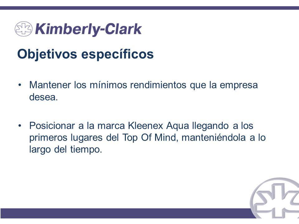 Descripción de la empresa Kimberly Clark, nació en 1872.