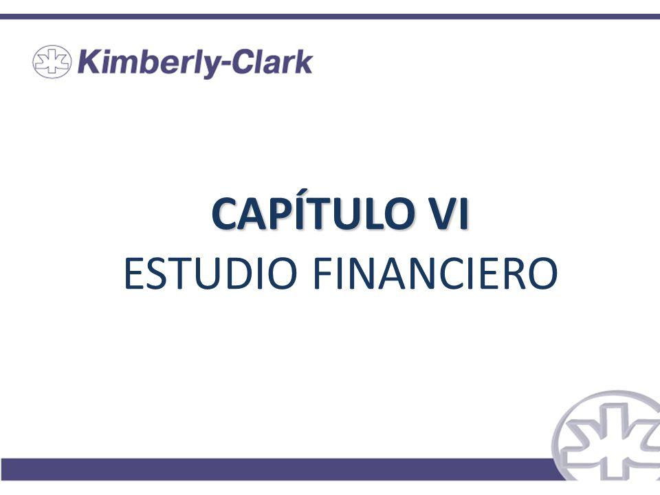 CAPÍTULO VI CAPÍTULO VI ESTUDIO FINANCIERO