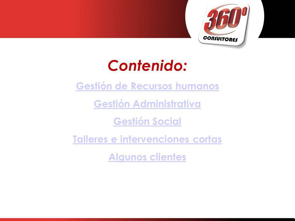 Resolución de conflictos: Objetivo: Fortalecer mecanismos de comunicación y ambiente laboral entre áreas y/o funcionarios de la compañía.