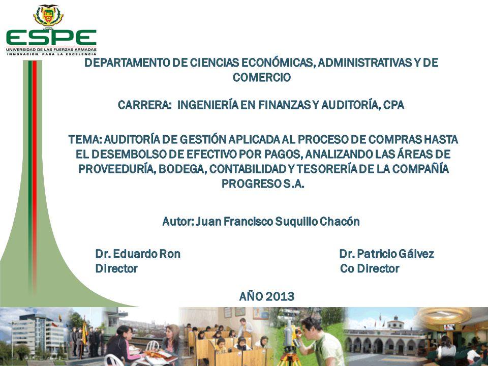 CAPÍTULO V CUESTIONARIO CI - BODEGAS