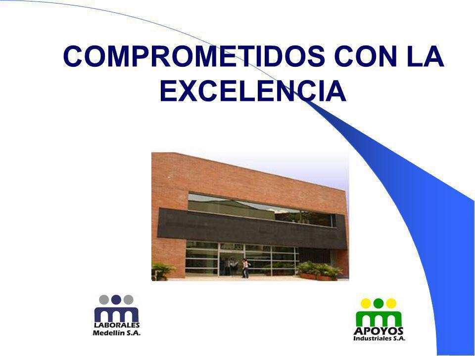 APOYOS INDUSTRIALES S.A.: Hospital San Vicente de Paúl Productos Familia S.A.