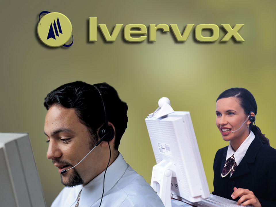 www.ivervox.com.mx Ivervox Sistema de Respuesta Interactiva de Voz Versión 5.0