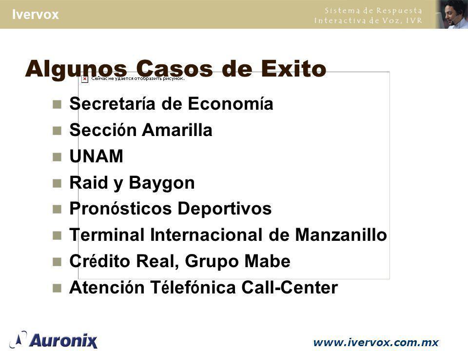 www.ivervox.com.mx Ivervox Universidad Nacional Autonoma de México UNAM.