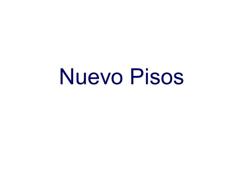 Nuevo Pisos