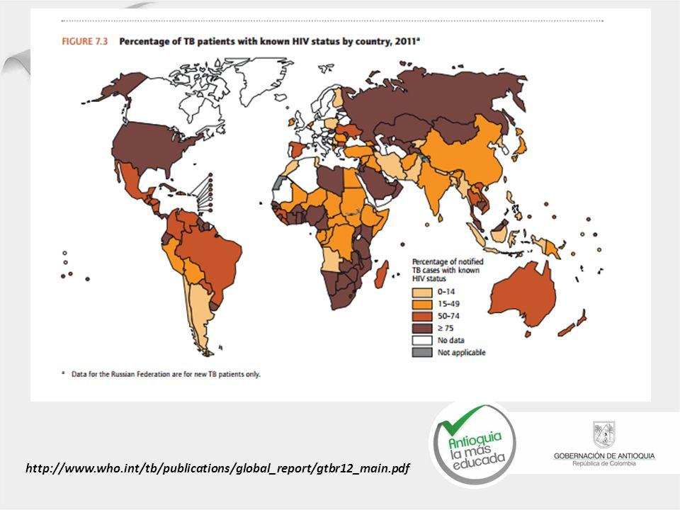 84 Casos 44 Casos 99 Casos 6 Casos Total TB-VIH coinfeccion (SIVIGILA): 233 Casos Fuente: SITB Antioquia