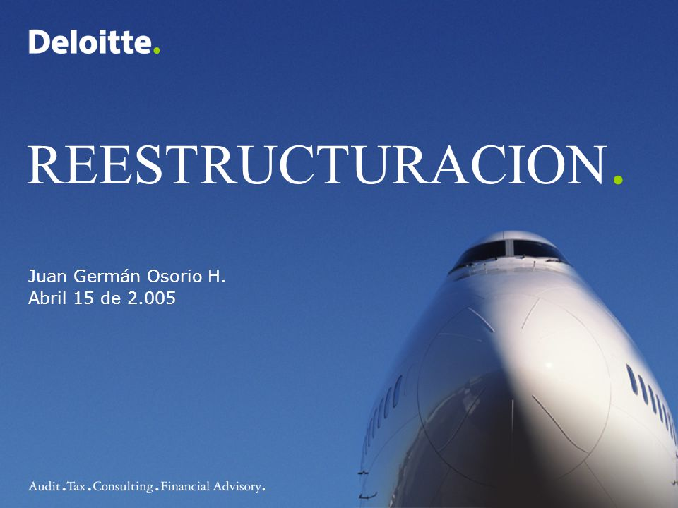 © 2005 Deloitte.Todos los derechos reservados.