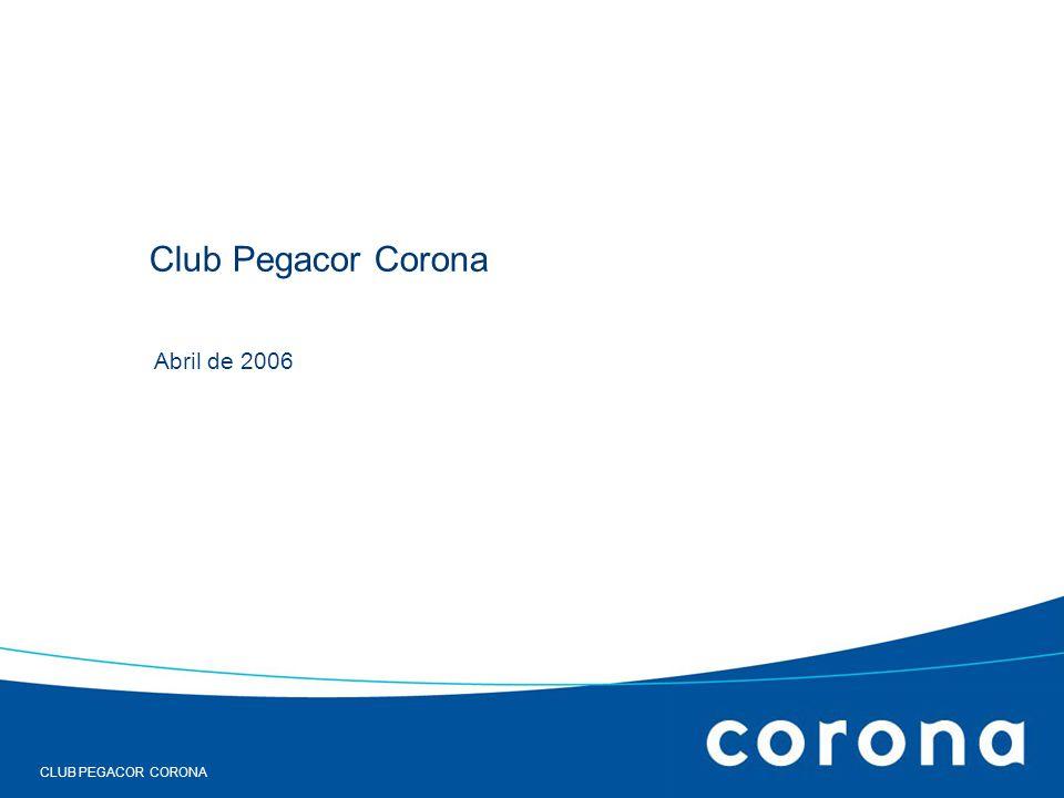 RESULTADOS DEL ESTUDIO DE SATISFACCIÓN DE CLIENTES. 18 de enero de 2006 CLUB PEGACOR CORONA Abril de 2006 Club Pegacor Corona