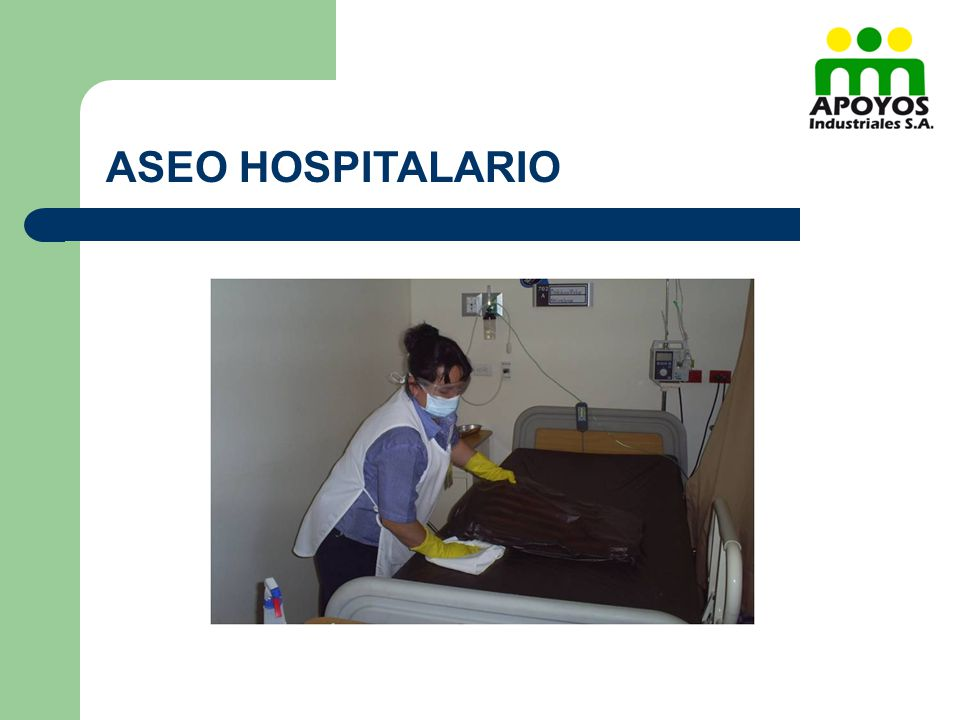 ASEO HOSPITALARIO