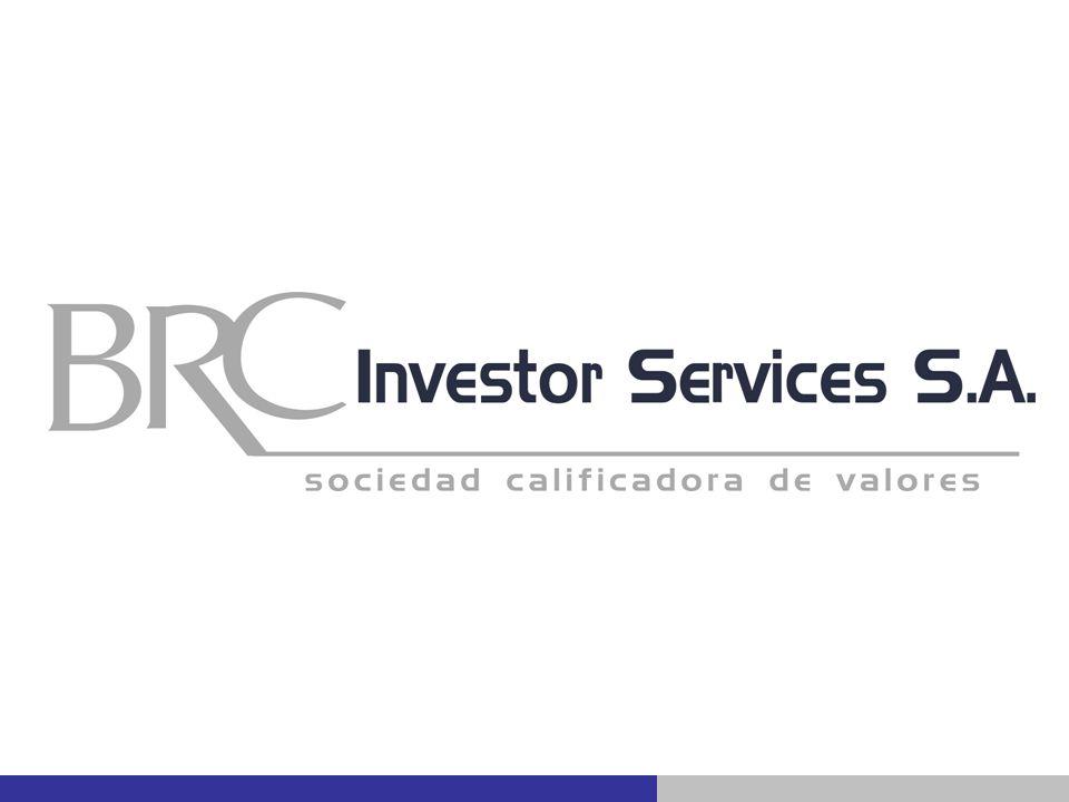 IV Congreso de Riesgo Financiero ASOBANCARIA - Cartagena, Noviembre 2005 Gestión Integral de Riesgos BRC Investor Services S.A Sociedad Calificadora de Valores Rafael González Guillén- Presidente
