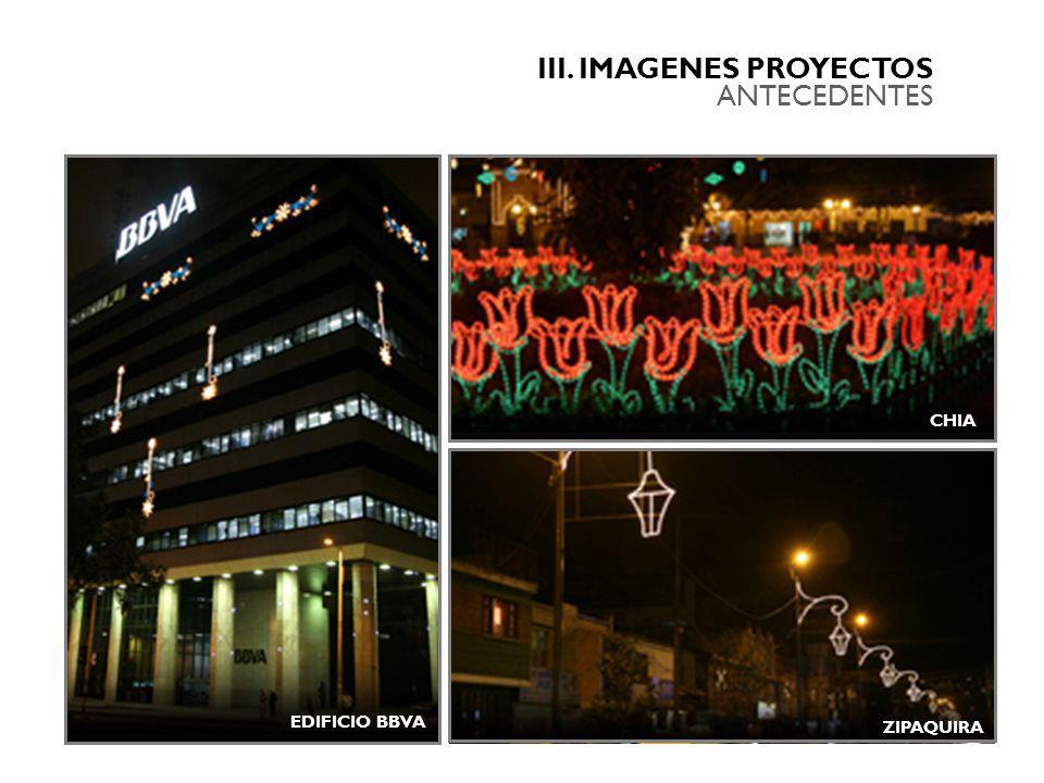 III. IMAGENES PROYECTOS ANTECEDENTES EDIFICIO BBVA ZIPAQUIRA CHIA