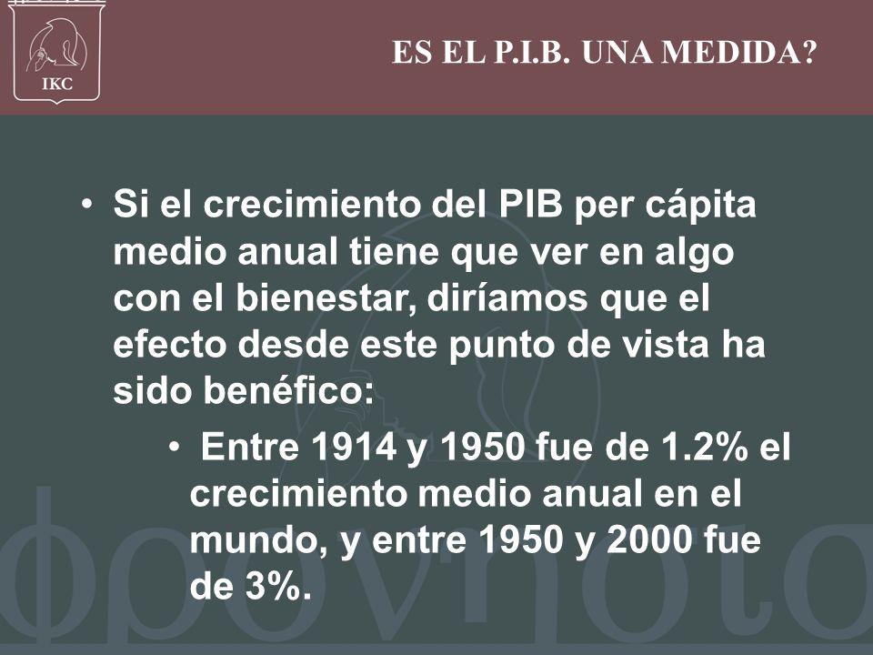 Francisco Javier Bernal V, los países desarrollados crecieron entre 1990 y 2001 a una tasa promedio de 5 por ciento, mientras que los menos globalizados apenas lograron un PIB que bordeó el uno por ciento.