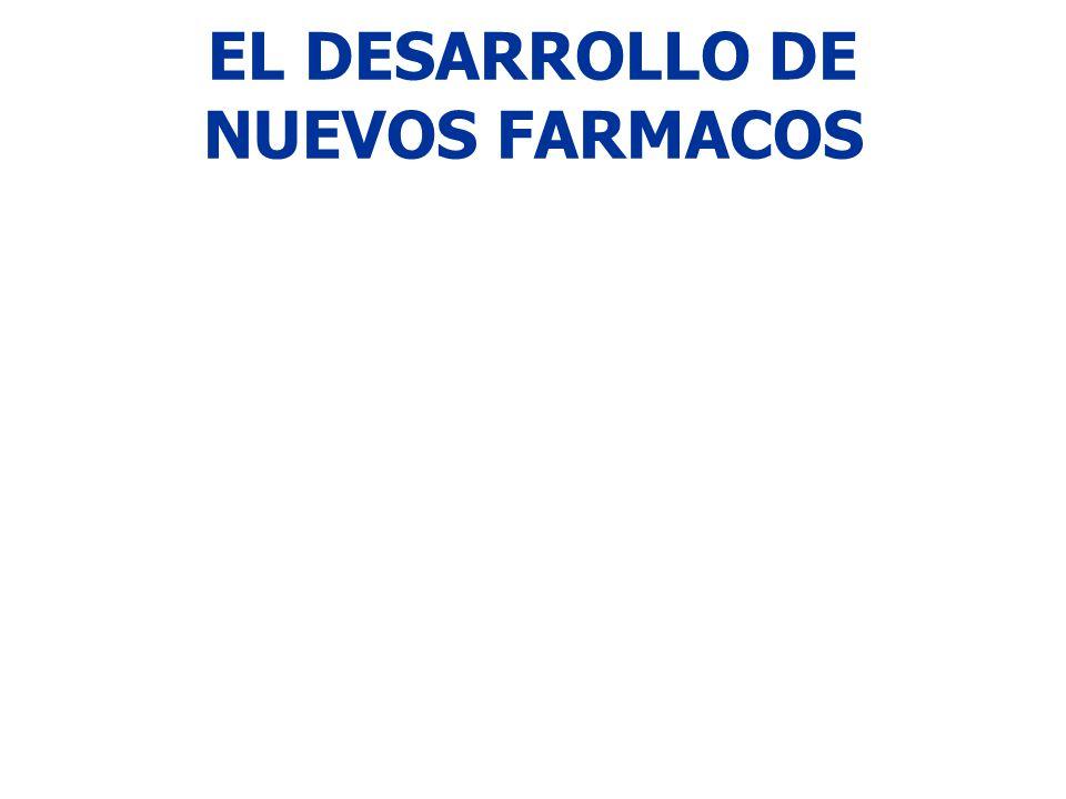 EL DESARROLLO DE NUEVOS FARMACOS