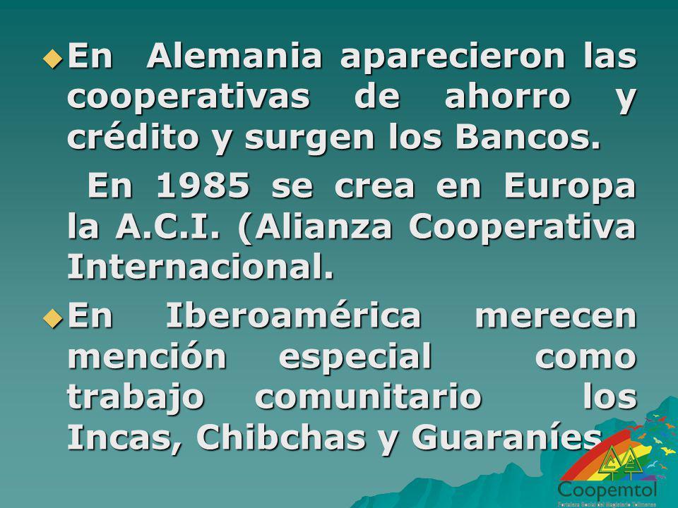 En COLOMBIA: los Chibchas ignoraban la propiedad individual.