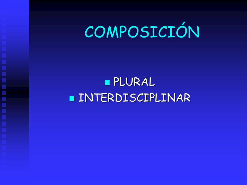 COMPOSICIÓN n PLURAL n INTERDISCIPLINAR