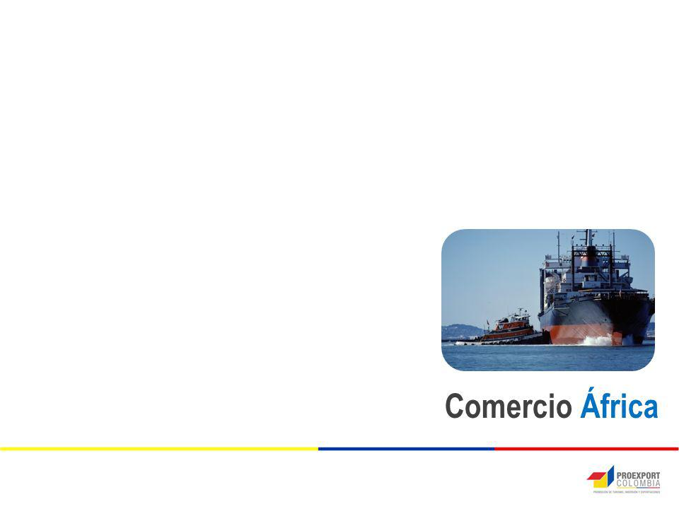 Comercio África