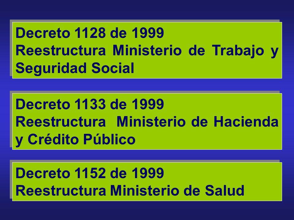 Decreto 917 (mayo 28 de 1999) Por el cual se modifica el decreto 692 de 1995. Manual único de calificación de invalidez. Este decreto es una mala copi