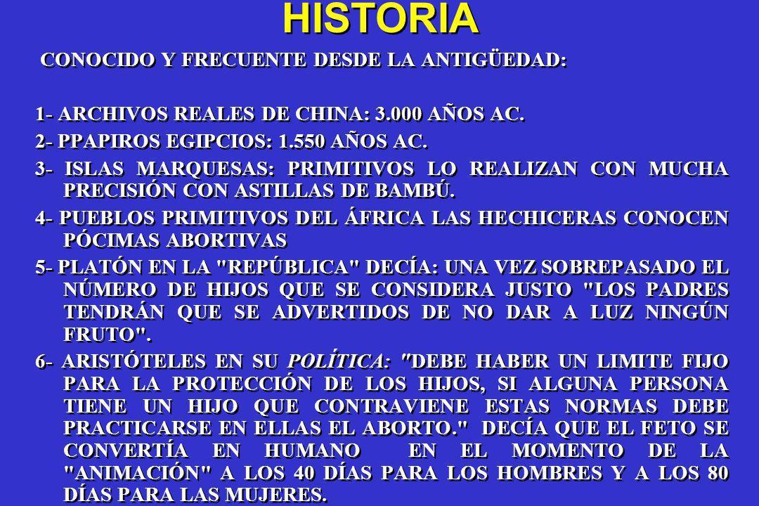 HISTORIA CONOCIDO Y FRECUENTE DESDE LA ANTIGÜEDAD: 1- ARCHIVOS REALES DE CHINA: 3.000 AÑOS AC.