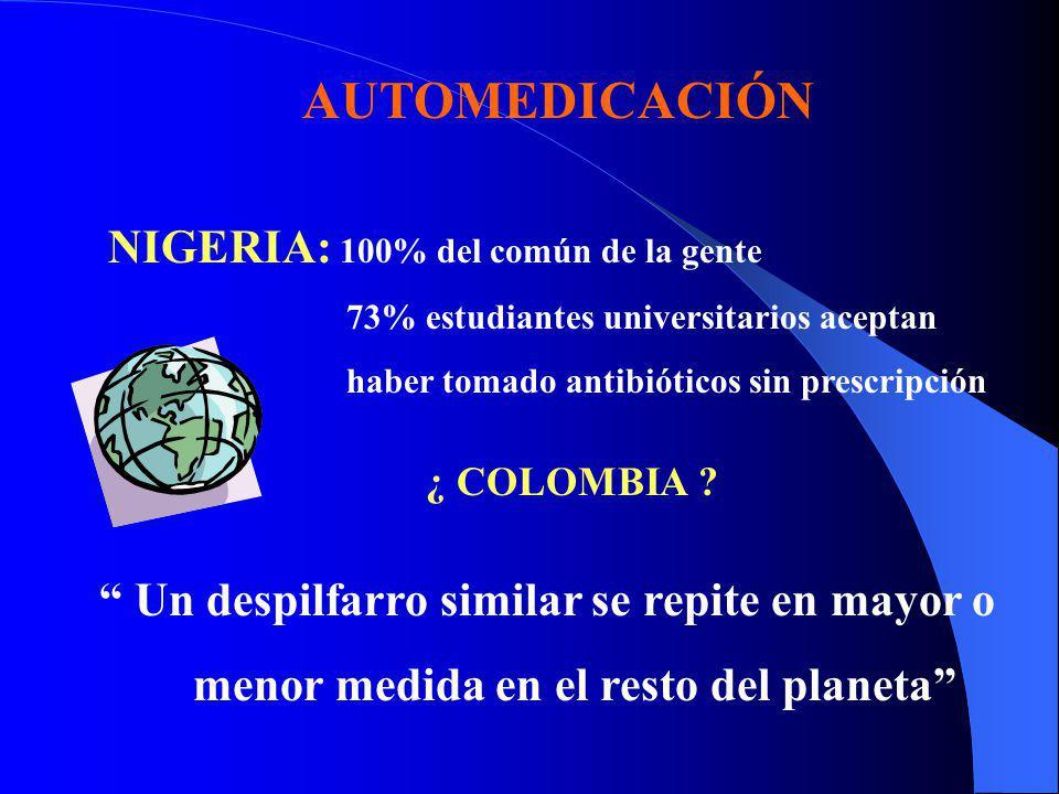 USO DE ANTIBIÓTICOS EN PEDIATRIA Dr.