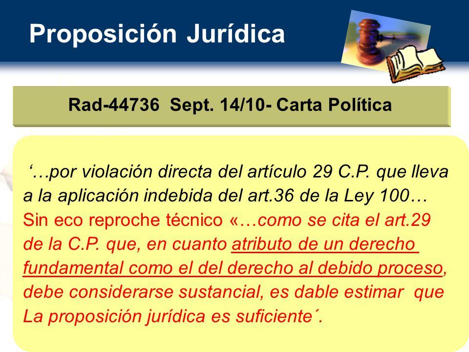Proposición Jurídica Rad-44736 Sept.