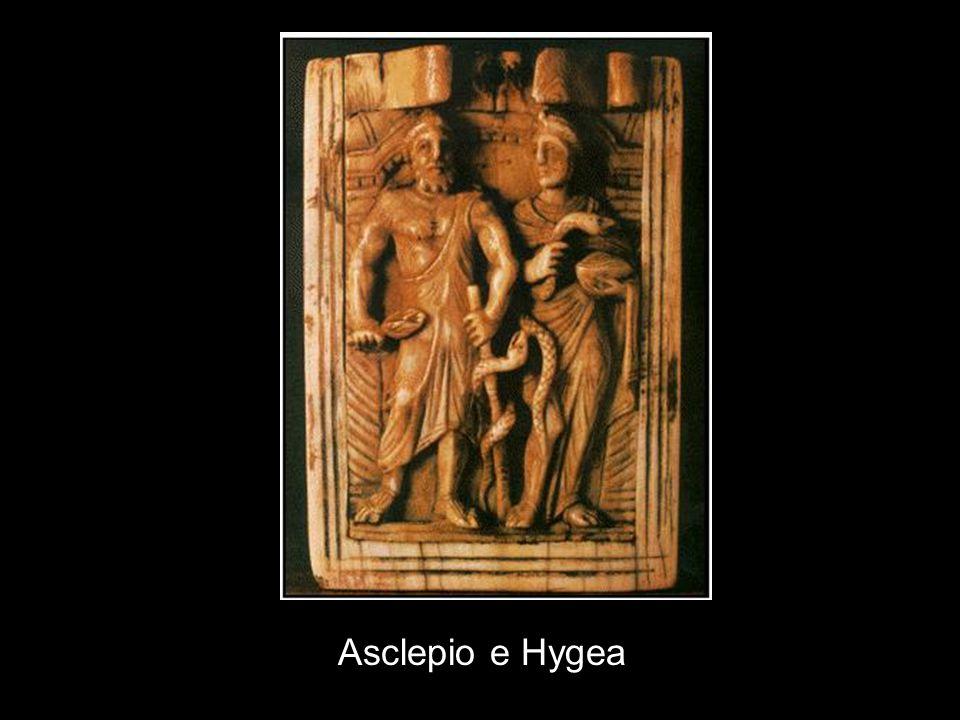 Asclepio e Hygea