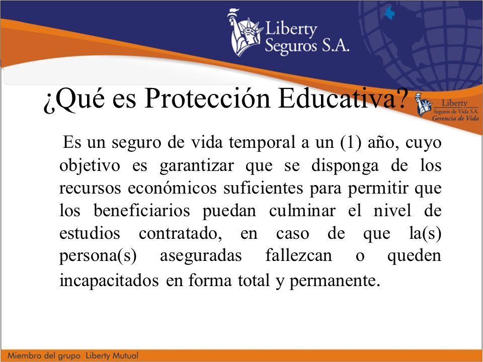 ¿Qué es Protección Educativa.