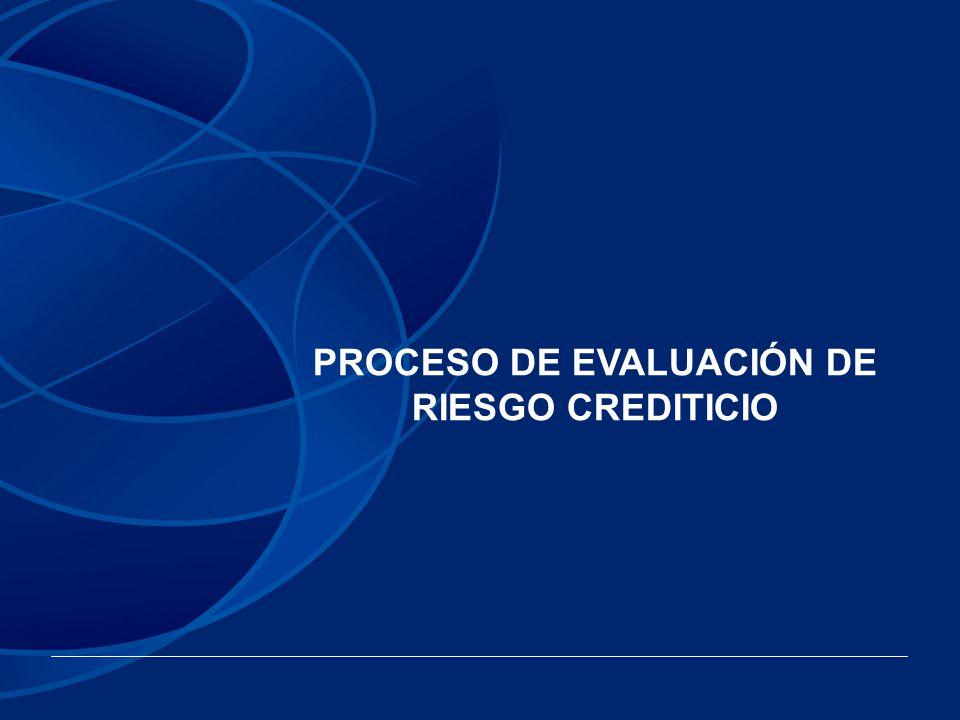 | 9 Banca Social PROCESO DE EVALUACIÓN