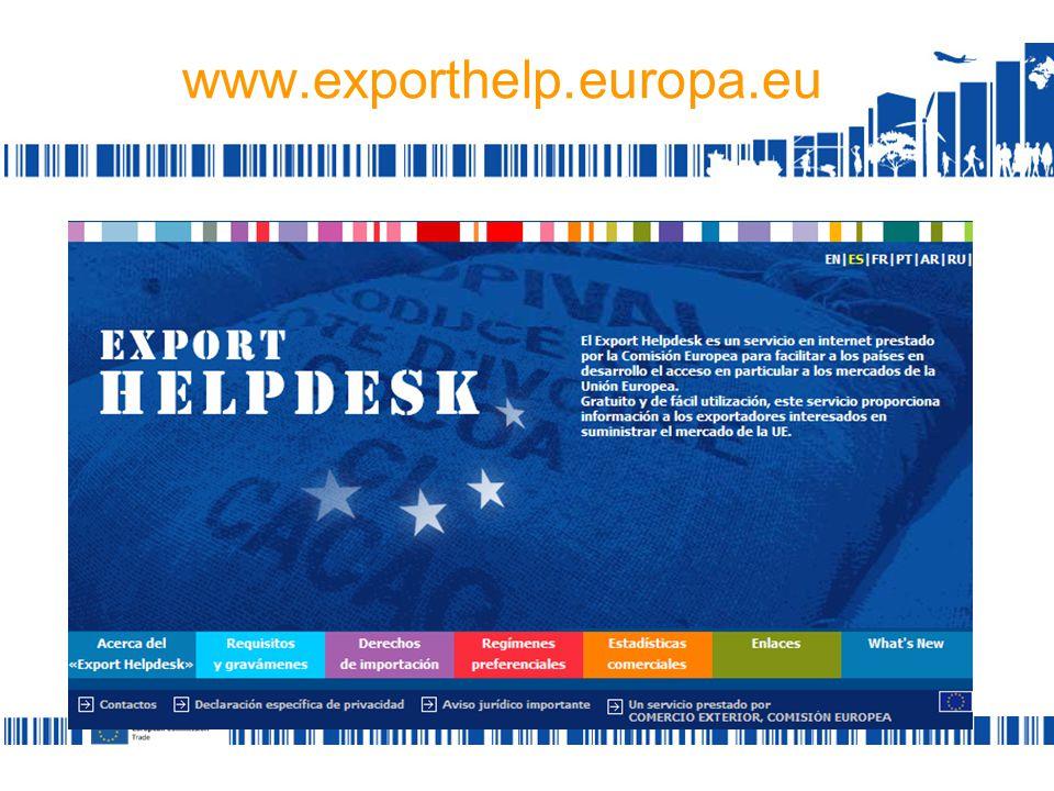 www.exporthelp.europa.eu