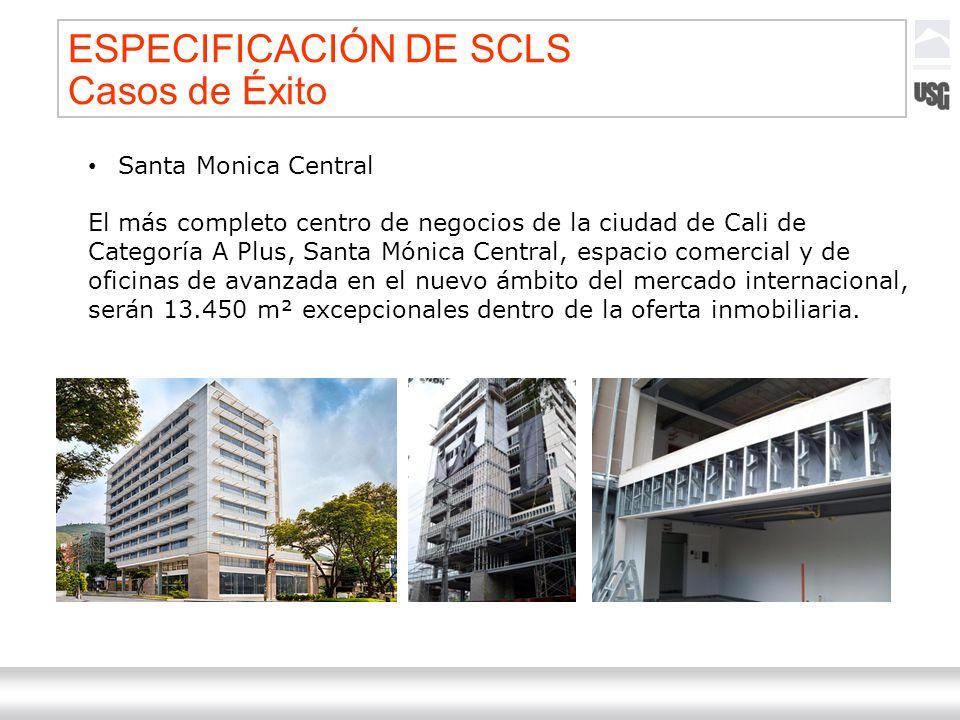Laboratorios Ternium México Ternium | DICA 52 Santa Monica Central El más completo centro de negocios de la ciudad de Cali de Categoría A Plus, Santa