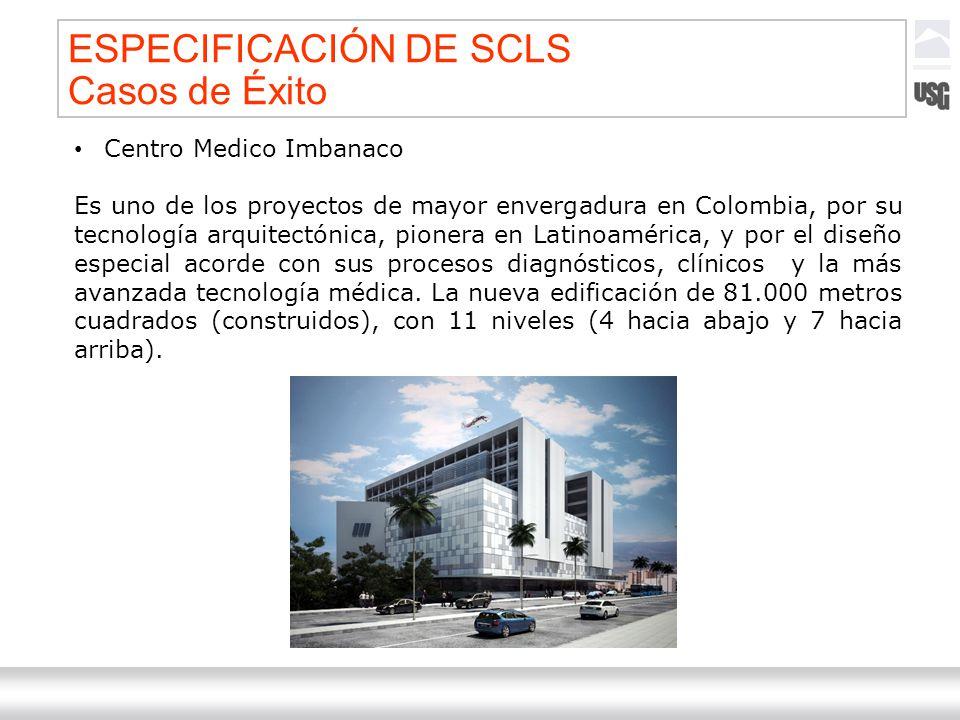 Laboratorios Ternium México Ternium | DICA 53 Centro Medico Imbanaco Es uno de los proyectos de mayor envergadura en Colombia, por su tecnología arqui